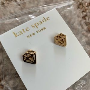 Kate Spade Diamond Shaped Studs